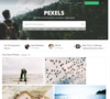 Pexels helps designers, bloggers and everyone who is looking for an image to find great photos that you can use everywhere for free.